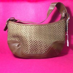 Handbags - Mini side purse. Fits a tablet.